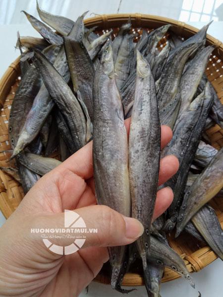 Khô cá chạch An Giang