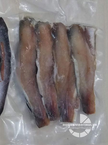 Khô cá tra một nắng kiểu Hàn Quốc