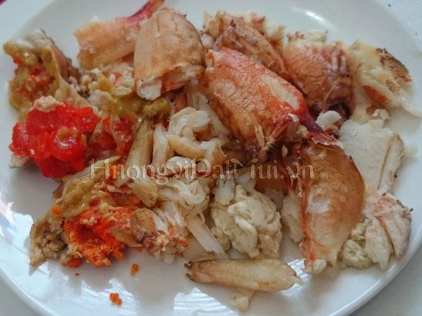 Ăn nhiều thịt cua biển giúp bé cao lớn hơn